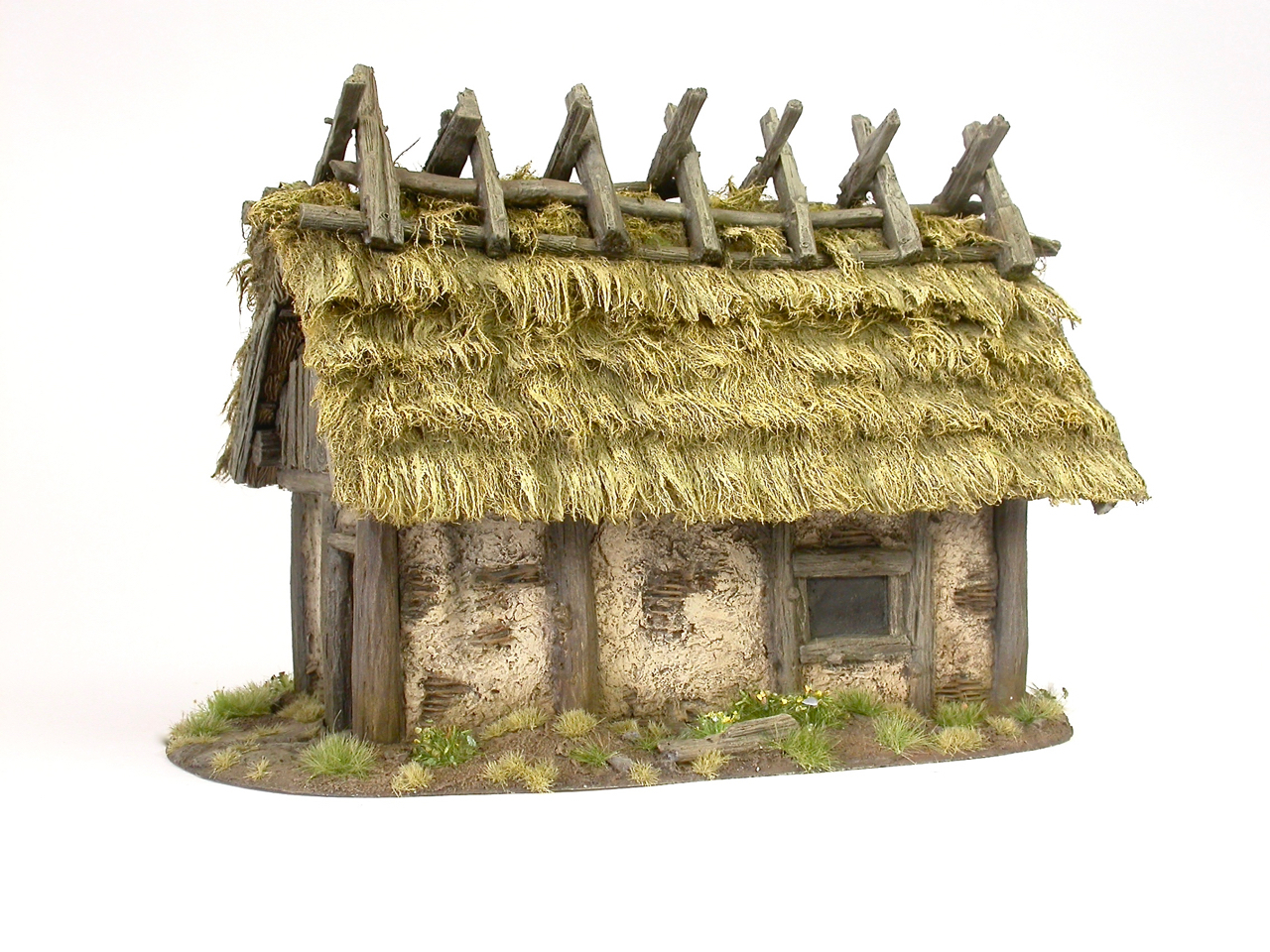 Dark Age Peasant Hut