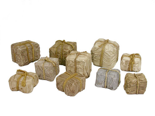 Set of bales