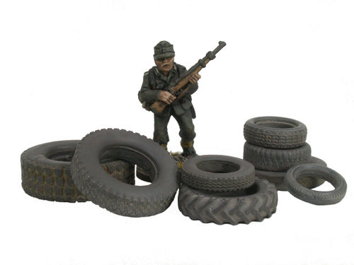 Set of tires