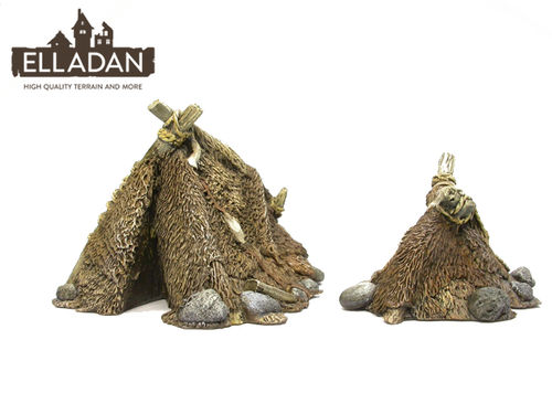 Fur-Tents Set 2