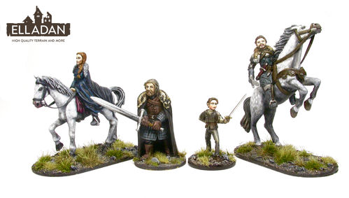 Heroes of the North Set 1